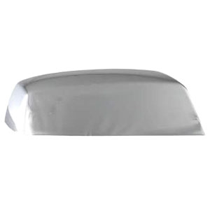 GMC Sierra Chrome Mirror Covers, OEM Replacement, 2014, 2015, 2016, 2017, 2018