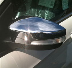 Ford Escape Chrome Mirror Covers, 2013, 2014, 2015, 2016
