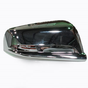 Chevrolet Malibu Chrome Mirror Covers, 2014, 2015