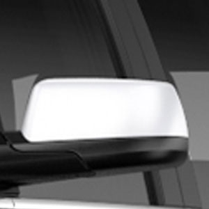 Chevrolet Tahoe Chrome Mirror Covers, 2015, 2016, 2017