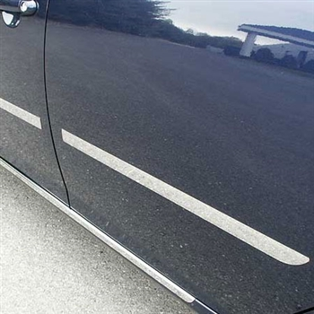 Hyundai Elantra Chrome Side Accent Trim, 4pc  2007 - 2010