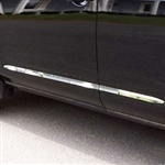Nissan Rogue Chrome Door Accent Trim, 2008, 2009, 2010, 2011, 2012, 2013