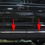 Ford Explorer Chrome Molding Insert Trim, 2016, 2017