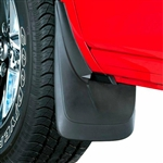 Chrysler Town & Country Pro-Fit Contoured Splash Guards, 2008, 2009, 2010, 2011, 2012, 2013, 2014