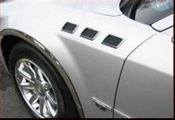 2005-2008 Chrysler 300 Fender Port Holes (6)