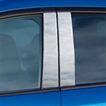 Mazda CX-5 Chrome Pillar Post Trim 2013, 2014, 2015, 2016, 2017