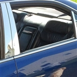 Acura RL Chrome Pillar Post Trim, 4pc  2005 - 2009
