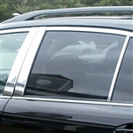 Lexus RX300 / RX350 / RX400 Chrome Pillar Trim, 2004, 2005, 2006, 2007, 2008, 2009