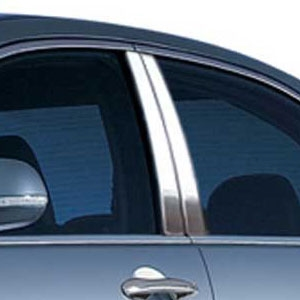 Audi A6 Chrome Pillar Post Trim, 2005, 2006, 2007, 2008, 2009, 2010, 2011