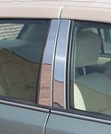 Mercury Grand Marquis Pillar Post Trim, 4pc  1992 - 2011