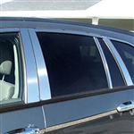 Chrysler Pacifica Chrome Pillar Post Trim,  2004 - 2008