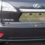 Lexus RX350 Chrome Tailgate Trim, 2010, 2011, 2012, 2013, 2014