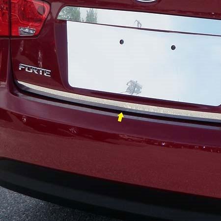 Kia Forte Chrome Rear Deck Trim 2010 2011 2012 2013