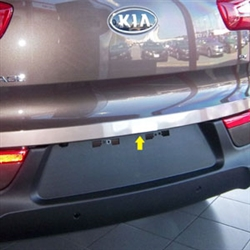 Kia Sportage Chrome Trunk Lid Trim, 2011, 2012, 2013, 2014, 2015, 2016