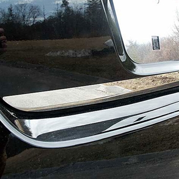 Nissan Altima Sedan Chrome Rear Deck Trim, 2007, 2008, 2009, 2010, 2011, 2012