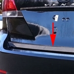Toyota Venza Chrome Trunk Lid Trim, 2009, 2010, 2011, 2012, 2013, 2014, 2015