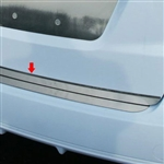 Honda Fit Chrome Rear Deck Trim, 2009 - 2013