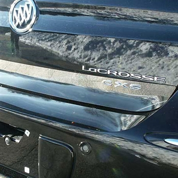 Buick LaCrosse Chrome Rear Deck Trunk Trim, 2005-2009