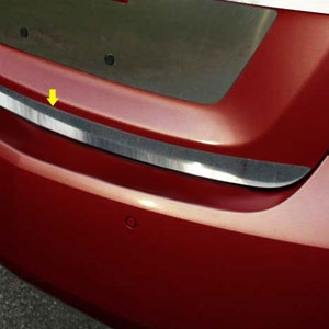 Buick Lacrosse Chrome Rear Deck Trunk Trim, 2010, 2011, 2012, 2013
