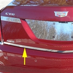 Cadillac CT6 Chrome Rear Deck Trim, 2016, 2017, 2018