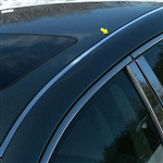 Toyota Camry Chrome Roof Insert Trim, 2pc. Set, 2012, 2013, 2014