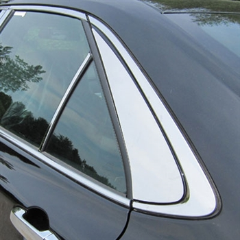 Toyota Camry Chrome Rear Window Accent Trim, 2015, 2016, 2017