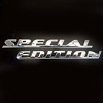Hyundai Chrome Special Edition Emblem