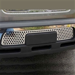 Kia Soul Chrome Lower Grille Accent, 2010 - 2011