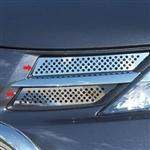 Toyota Rav4 Chrome Grille Accent Trim, 4pc. Set, 2013, 2014