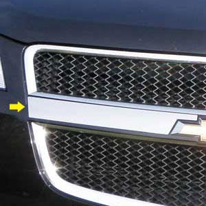 Chevrolet Traverse Chrome Grille Accent Trim, 2009, 2010, 2011, 2012