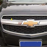Chevrolet Malibu Chrome Grille Accent Trim, 2013