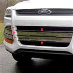 Ford Escape Chrome Grille and Vent Cover Trim, 2013, 2014, 2015, 2016