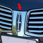Lincoln MKC Chrome Grille Accent Trim, 2015, 2016, 2017