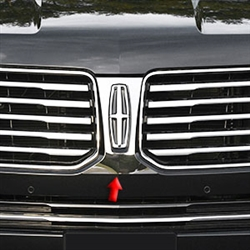 Lincoln Navigator Chrome Grille Accent Trim, 2015, 2016, 2017