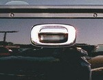 1997-2007 Dodge Dakota Chrome Tailgate Handle Cover
