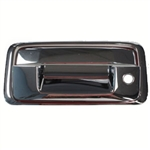 Chevrolet Colorado Chrome Tailgate Handle Cover, 2015, 2016