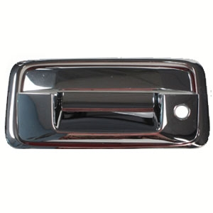 GMC Canyon Chrome Tailgate Handle Cover, 2015, 2016