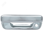 Chevrolet Colorado Chrome Tailgate Handle Cover, 2004, 2005, 2006, 2007, 2008, 2009, 2010, 2011, 2012