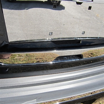 Chevrolet Suburban Chrome Tailgate Handle Cover, 2015, 2016