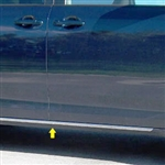 Toyota Sienna Rocker Accent Trim, 2011, 2012, 2013, 2014, 2015
