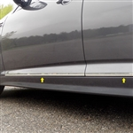 Kia Optima Chrome Rocker Panel Trim, 2011, 2012, 2013, 2014, 2015