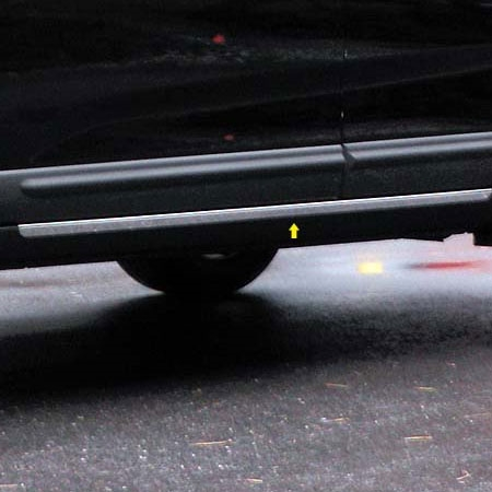 Kia Sorento Chrome Lower Side Accent Trim 2011 2012