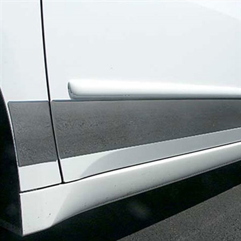 Honda Accord Chrome Rocker Panel Set, 8pc  2003 - 2007