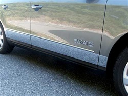 Volkswagen Passat Rocker Panel Trim, 8pc  2006 - 2010