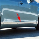 Toyota Camry Chrome Rocker Panel Trim, 8pc. Set, 2007, 2008, 2009, 2010, 2011