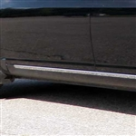 Hyundai Accent Chrome Lower Side Accent Trim, 2pc  2006 - 2011