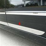 Nissan Altima Rocker Panel Trim (lower door), 2007, 2008, 2009, 2010, 2011, 2012