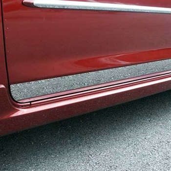 Mazda 3 Hatchback Chrome Rocker Panel Trim, 4pc  2004 - 2009