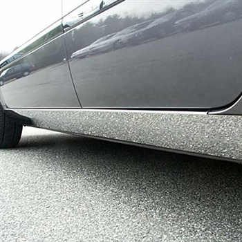 Kia Optima Chrome Rocker Panel Set, 4 pc 2006.5-2010