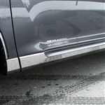 Toyota Highlander Chrome Rocker Panel Trim,,6pc. Set, 2008, 2009, 2010, 2011, 2012, 2013
